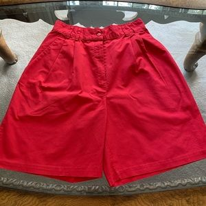 Tafford nurse's uniform shorts